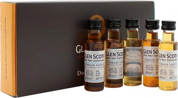 Glen Scotia Dunnage Warehouse Tasting