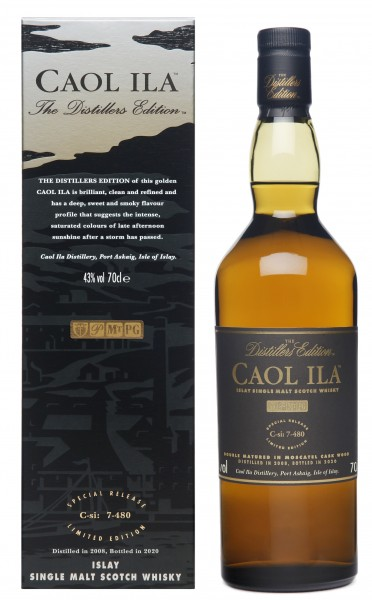 Caol Ila Distillers Edition 2008/2020