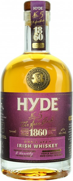 Hyde No. 5 Burgundy Cask