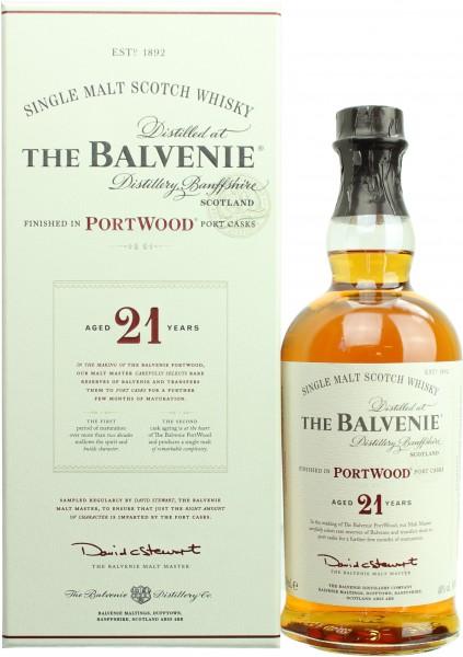 Balvenie Port Wood 21 Jahre