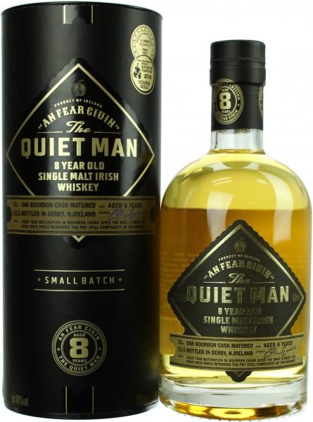 The Quiet Man 8 Jahre