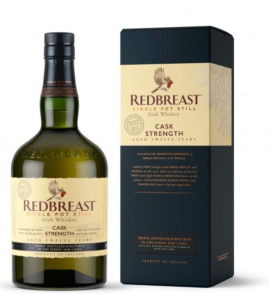 Redbreast Cask Strength 12 Jahre 55.8
