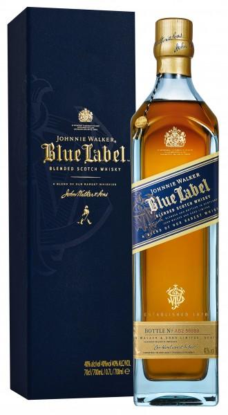Johnnie Walker Blue Label 40.0% 0,7l