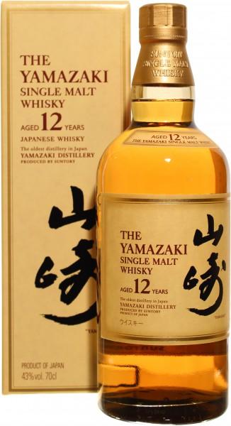 Suntory Yamazaki 12