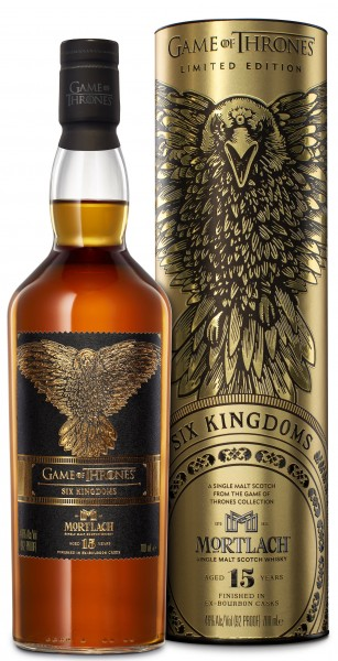 Mortlach 15 Jahre Six Kingdoms - Game of Thrones