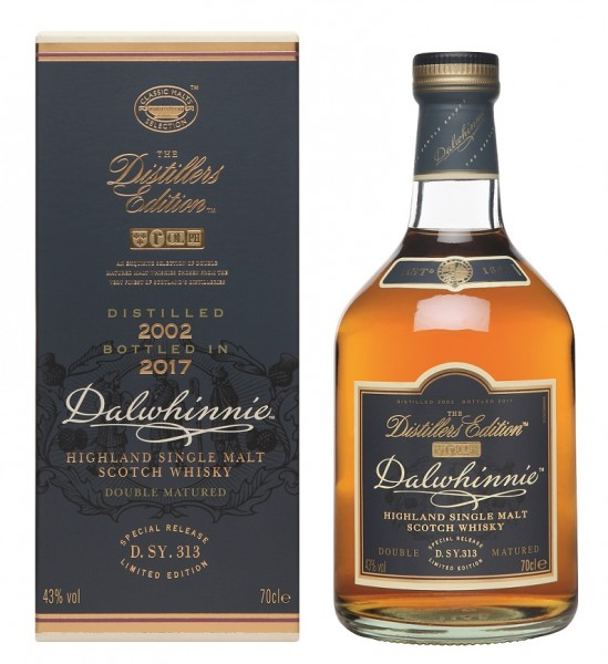 Dalwhinnie Distillers Edition 2002/2017 43.0% 0,7l