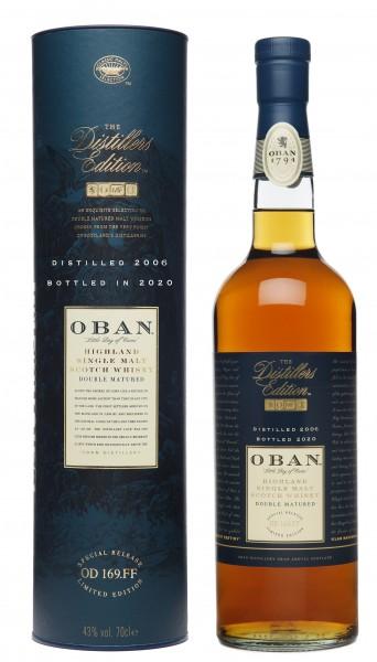 Oban Distillers Edition 2006/2020