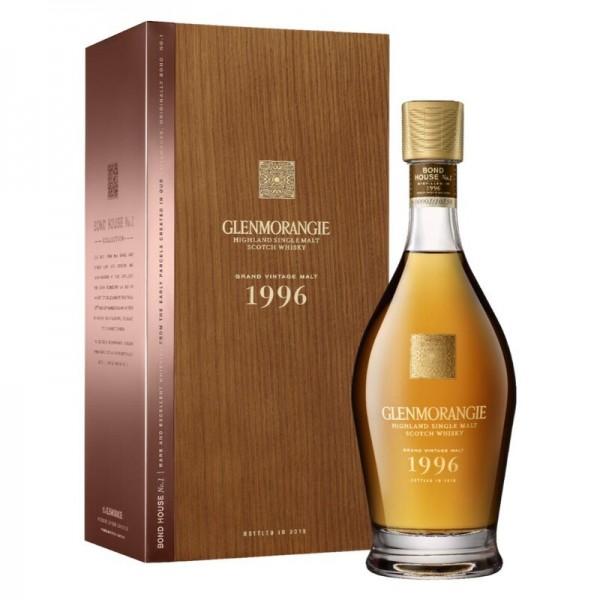Glenmorangie 23 Jahre 1996/2019 Grand Vintage 43.0% 0,7l