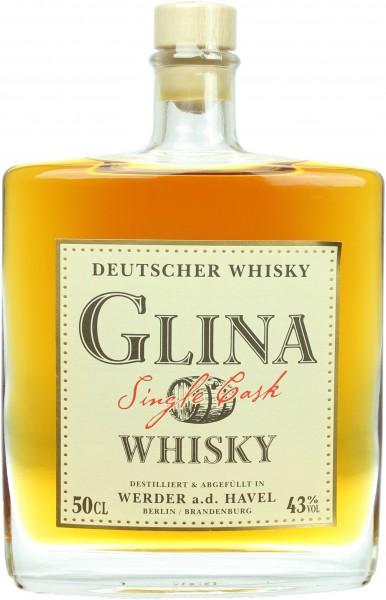Glina Whisky 2016 Spessart Oak Cask 0,5l