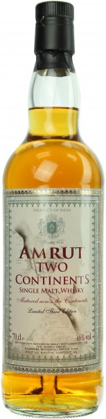 Amrut Two Continents 3. Edition
