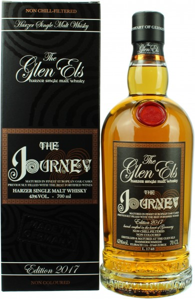 The Glen Els - The Journey 43.0% 0,7l