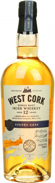 West Cork 12 Jahre Sherry Cask Finish