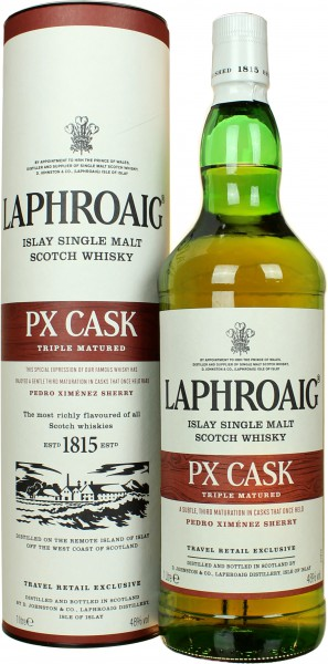 Laphroaig PX Cask 1,0l