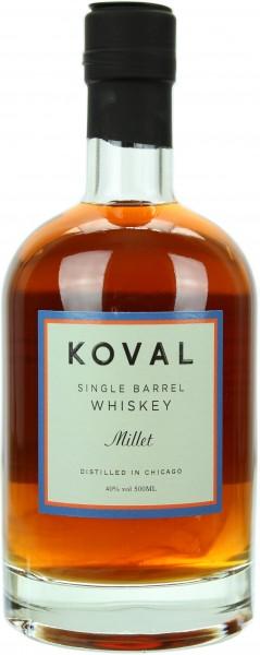 Koval Millet Single Barrel