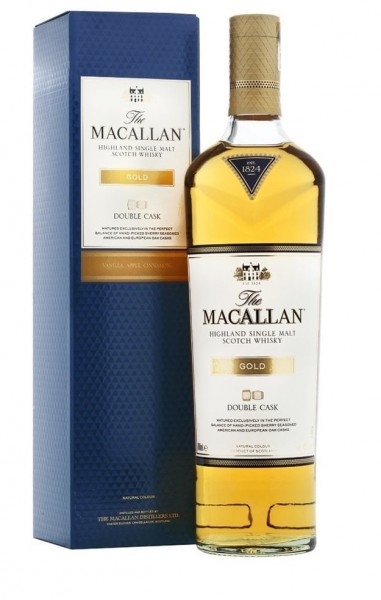 Macallan Gold Double Cask
