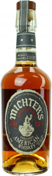 Michter's Unblended American Whiskey 41.7% 0,7l