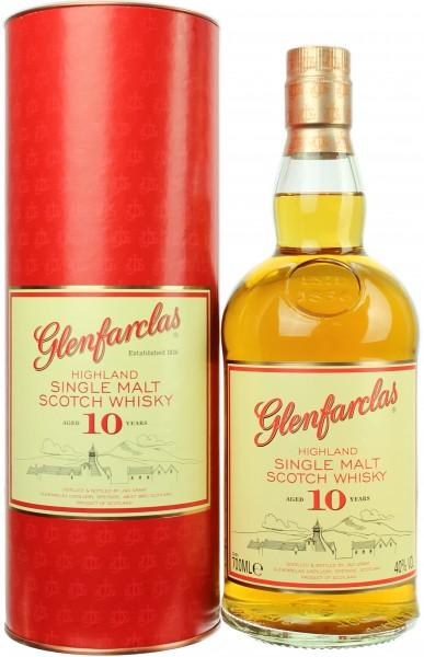 Glenfarclas 10 Jahre 40.0% 0,7l