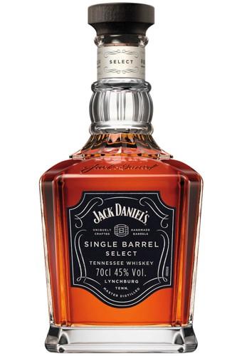 Jack Daniel's Single Barrel 45.0% 0,7l