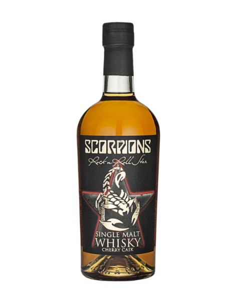 Mackmyra Scorpions Edition 40.0% 0,7l