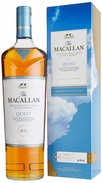 Macallan Quest 1 Liter