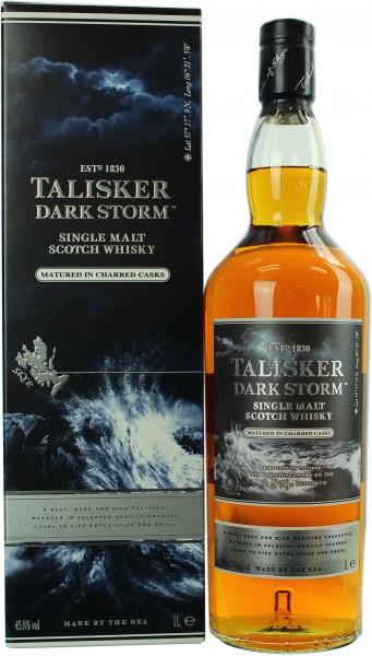 Talisker Dark Storm 45.8% 1 Liter