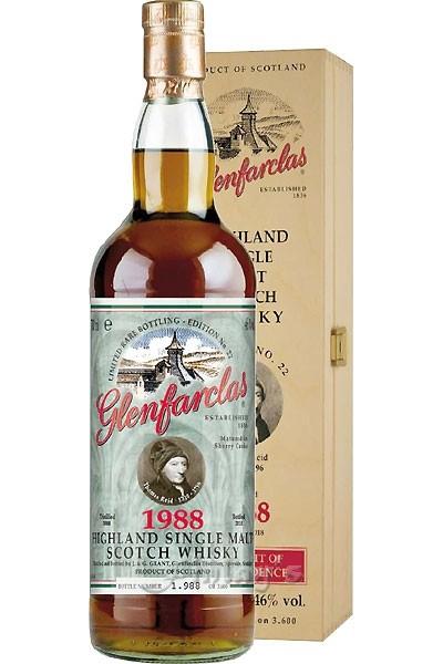 Glenfarclas Sherry Cask 1988/2018 Edition No.22 Thomas Reid 46.0% 0,7l
