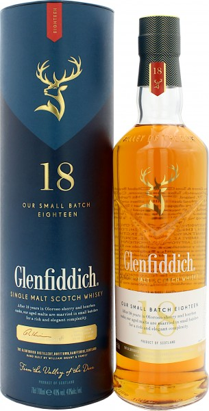 Glenfiddich Small Batch Reserve 18 Jahre