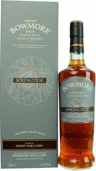 Bowmore Springtide 54.9% 0,7l