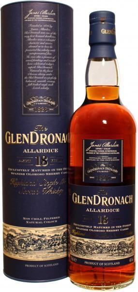 Glendronach Allardice 18 Jahre