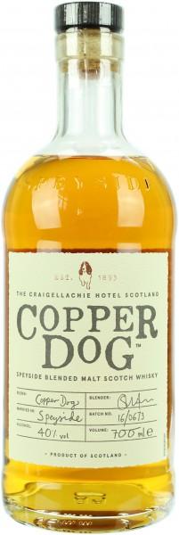 Copper Dog 40.0% vol. 0,7l