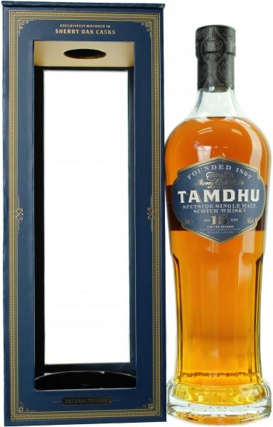 Tamdhu Sherry Cask 15 Jahre 43.0% 0,7l