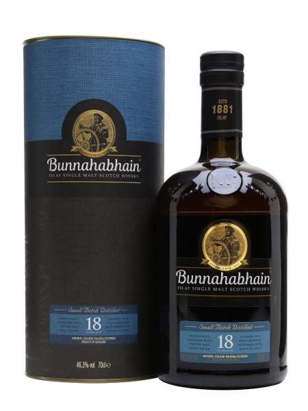 Bunnahabhain 18 Jahre 46.3% 0,7l