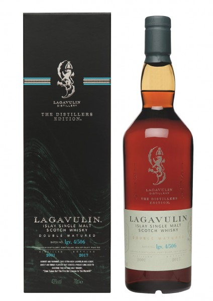 Lagavulin Distillers Edition 2001/2017 43.0% 0,7l