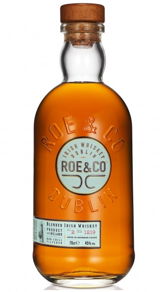 Roe&Co Blended Irish Whiskey 45.0% vol. 0,7l