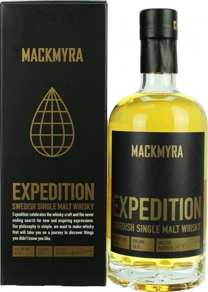 Mackmyra Expedition Single Malt