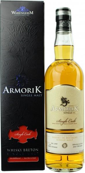 Armorik 7 Jahre 2010/2018 PX Sherry Single Cask 55.0% 0,7l