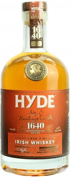 Hyde No. 8 Stout Cask Finish