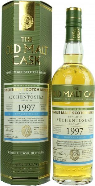 Auchentoshan 18 Jahre 1997/2016 Hunter Laing Old Malt Cask