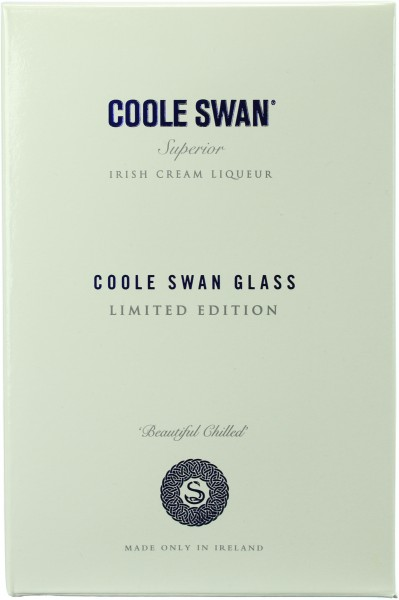 Coole Swan Glas 1 Stück