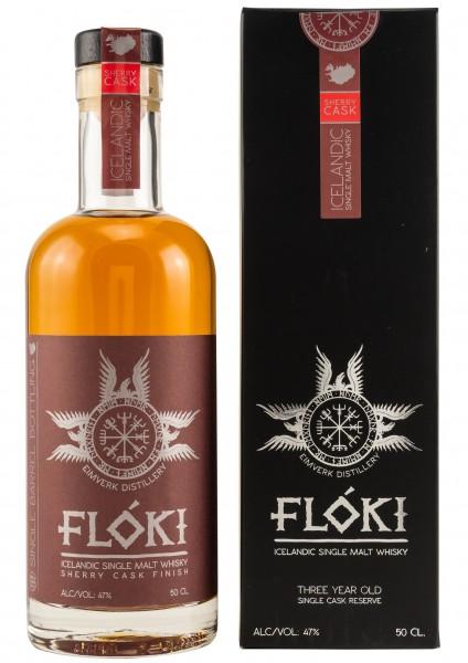 Floki Single Malt Oloroso Sherry Cask Finish
