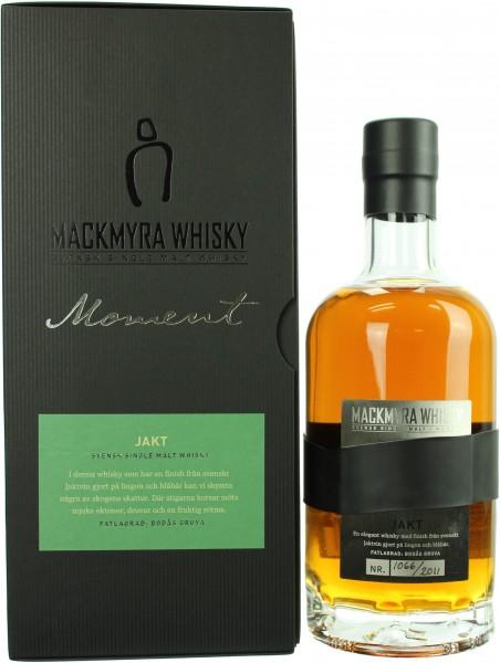Mackmyra Moment Jakt (Schweden) 48.1% 0,7l