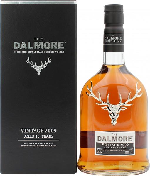 Dalmore 10 Jahre Vintage 2009 Oloroso Sherry Finish