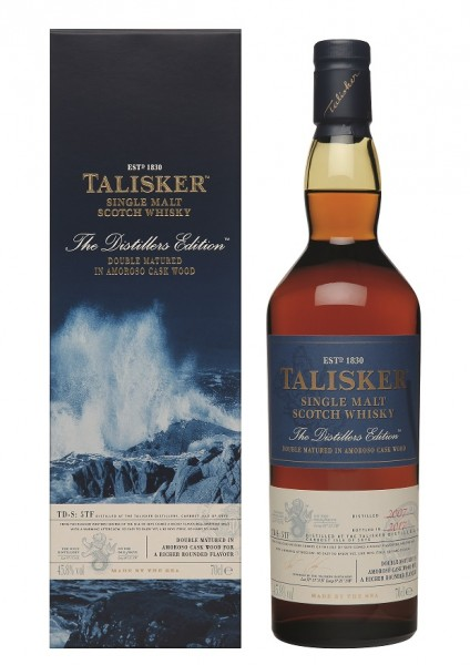 Talisker Distillers Edition 2007/2017 45.8% 0,7l