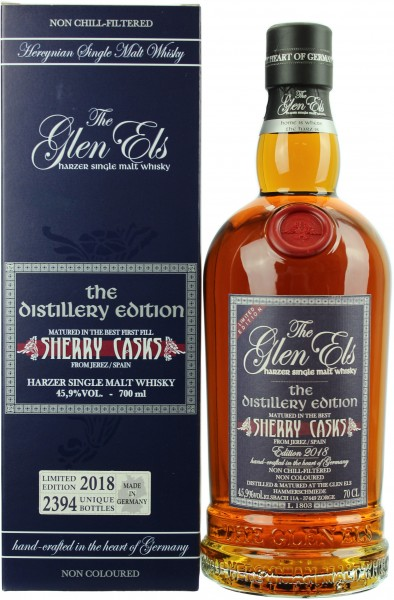 The Glen Els - The Distillery Edition - Limited Edition 2018