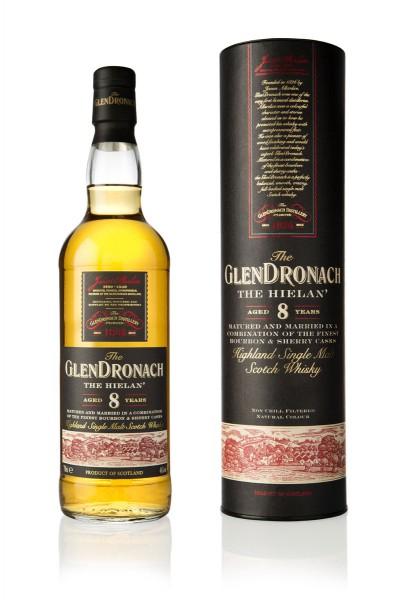 Glendronach The Hielan 8 Jahre