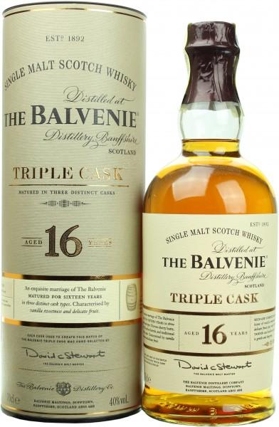 Balvenie Triple Cask 16 Jahre