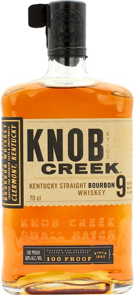 Knob Creek 9 Jahre