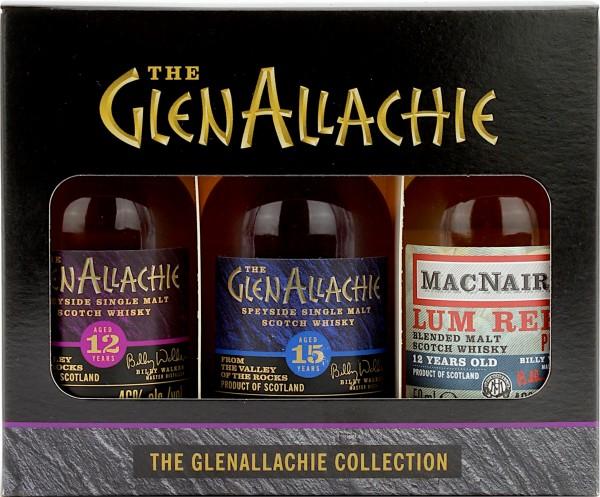 Glenallachie Miniaturen Set