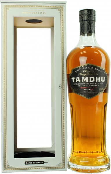 Tamdhu Batch Strength No.4 57.8% 0,7l