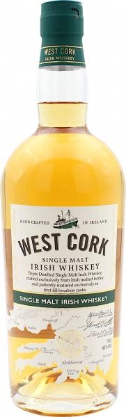West Cork Single Malt Irish Whisky